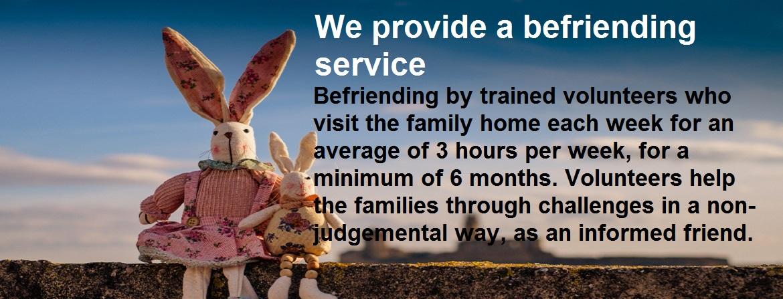 Befriedning service