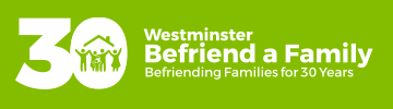 Westminster Befriend A Family (WBAF) Logo